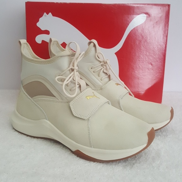 eaaa8b14899a New Puma Phenom Shimmer Sneakers